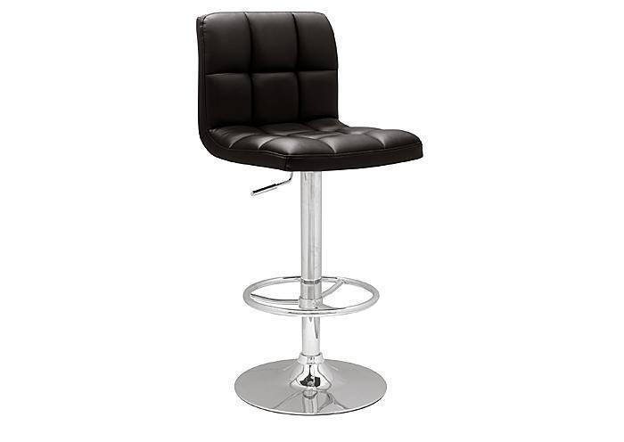 Mr Bar Stool Stitched Seat amp Back Hydraulic Swivel Stool  : 0394 AS BLK from www.mrbarstool.com size 700 x 496 jpeg 15kB