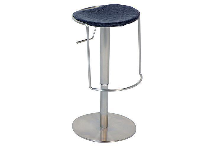 Mr Bar Stool Truffle Brushed Stainless Steel Stool Black Seat : 0535 AS BLK from www.mrbarstool.com size 700 x 496 jpeg 17kB