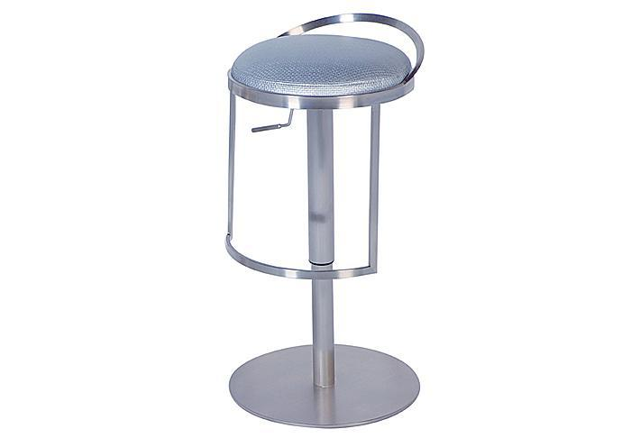 Mr Bar Stool Wave Adjustable Height Swivel Stool  : 0571 AS GRY from www.mrbarstool.com size 700 x 496 jpeg 16kB