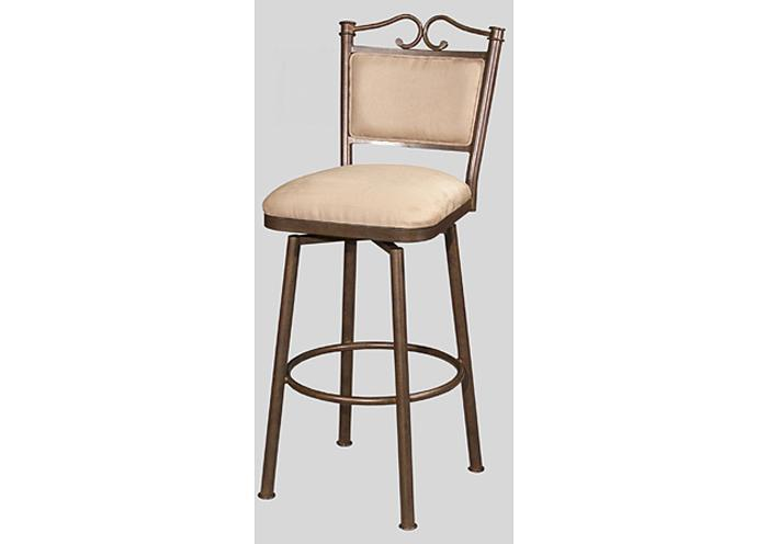 Mr Bar Stool Tuscany Bar Height Swivel Stool : 0707 BS CS from www.mrbarstool.com size 700 x 496 jpeg 18kB