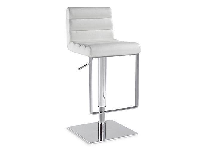 Mr Bar Stool Rolled Seat Hydraulic Stool White : 0830 AS WHT from www.mrbarstool.com size 700 x 496 jpeg 13kB
