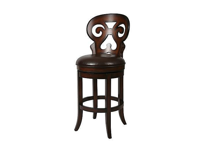 Mr Bar Stool Hermosa 26quot Counter Stool in Russet Cordovan  : HR 219 RD 656 from www.mrbarstool.com size 700 x 496 jpeg 18kB