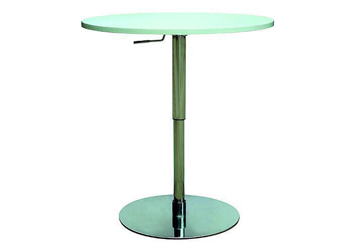 Mr Bar Stool John Adjustable Height Pub Table - Adjustable height cafe table